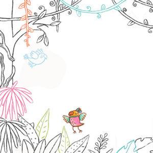 libro gioco da colorare